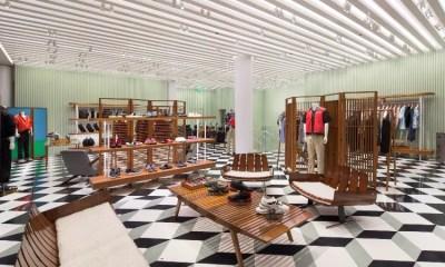 Prada inaugura nova loja e The Prada Double Club em Miami