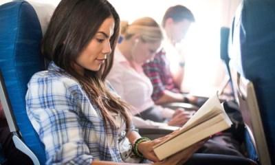 5 técnicas para relaxar e curtir sua viagem de avião
