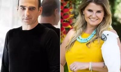 A estilista Helena Caio, especializada em roupas de couro, colabora e lança coleção em parceria com Amir Slama