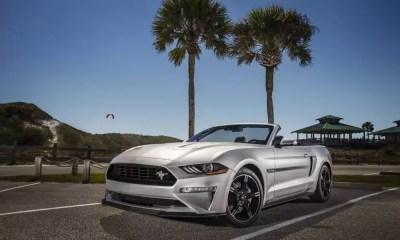 """Ford apresenta novo Mustang """"California Special"""" nos EUA"""