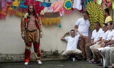 SPFW apresenta desfile com coleção desenvolvida por detentos