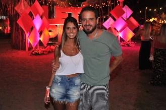Marina Guedes e Chico Barbuto