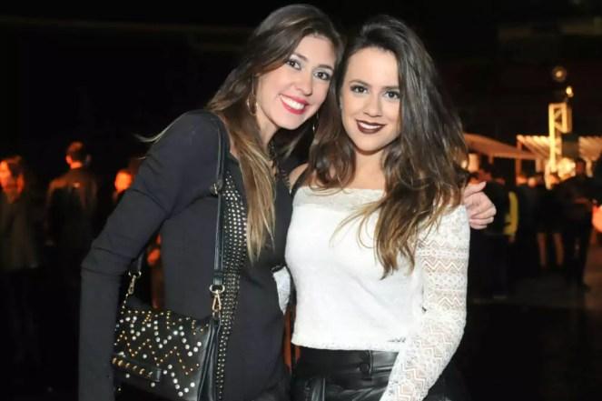 Amanda Vian e Ariella Cardoso
