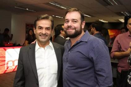 Claudio Horácio e Ricardo Leão