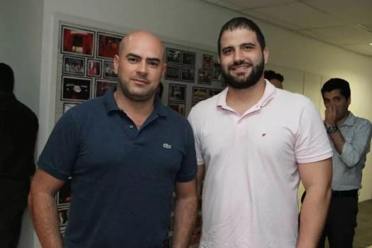 Fabio e Ramon Ortiz