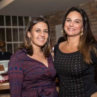 Mariana Queiroz e Flora Gazel, do blog Trendy by Flora.