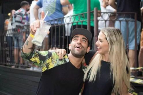 Pedro Bittencourt e Nicole Fontoura