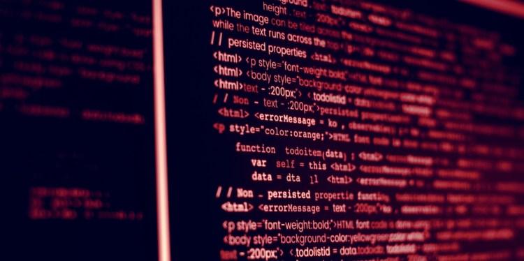 Binary code data software