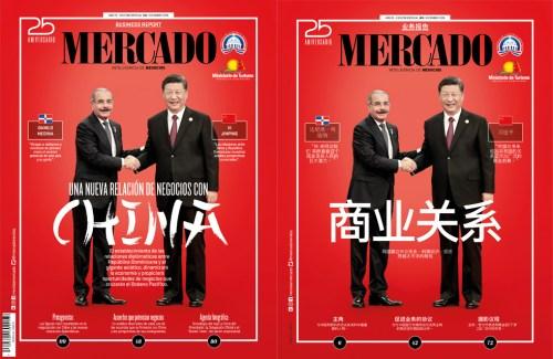 Mercado China y RD