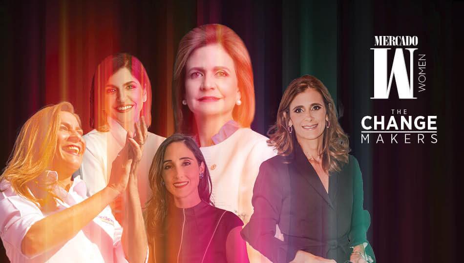 Women Leadership: The Change Makers