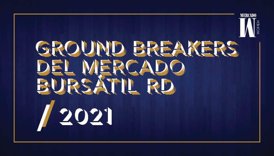 Ground breakers del mercado bursátil RD