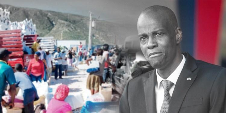 Jovenel Moïse Haiti