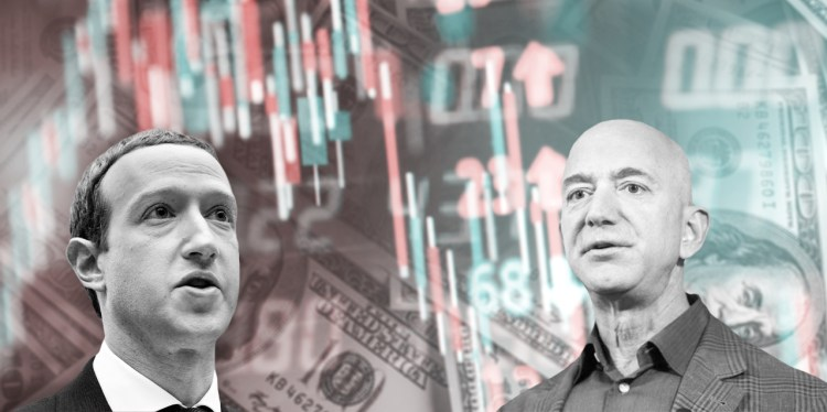 Zuckerberg y Bezos