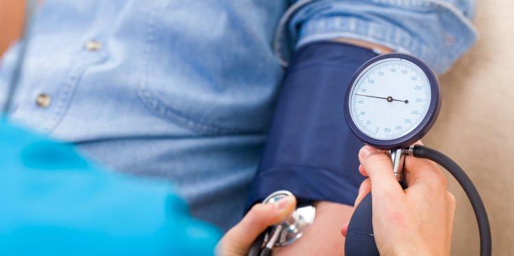 hipertensión - toma de presión arterial