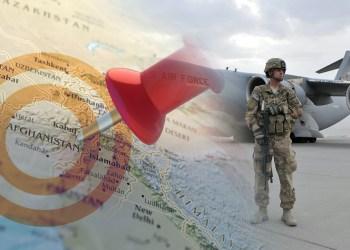 Estados Unidos, retirada de Afganistán