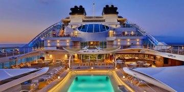 Naviera de lujo cruceros