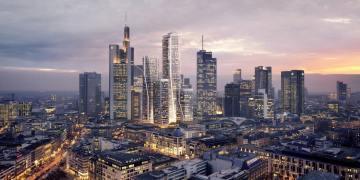 Rascacielos Frankfurt