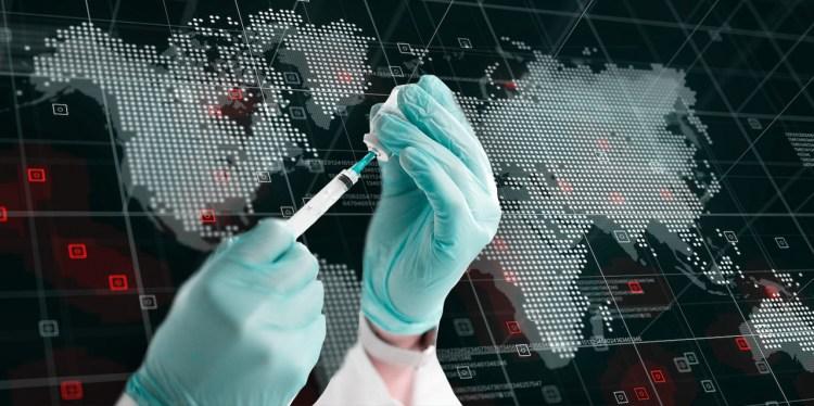 Vacunas Anti Covid-19 campaña global, mundo, medicina, protección