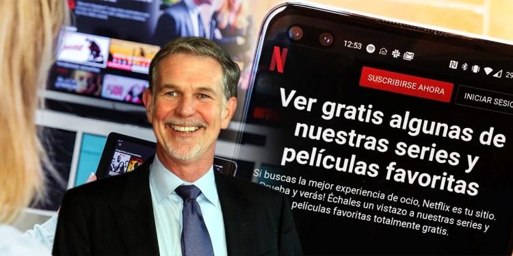 CEO de Netflix