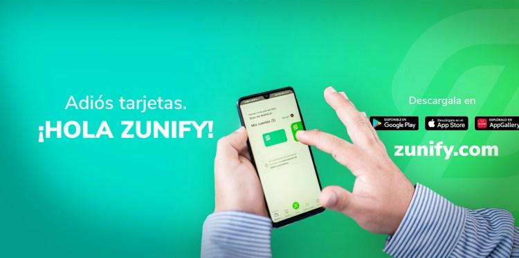 Zunify, nueva plataforma de pagos