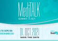 MediTalk Summit 2021 flyer