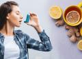 joven con asma y remedios naturales