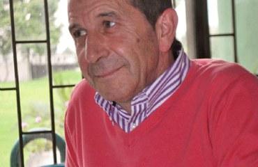 Claudio Corti en nuestro país