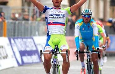 Peter Sagan y su victoria en la Tirreno Adriático