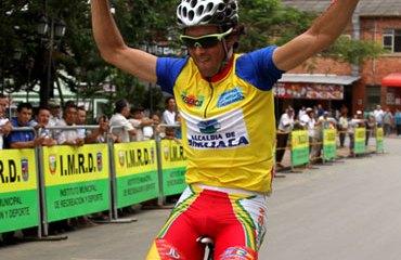 Sevilla y su triunfo en la Vuelta a Cundinamarca
