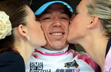Urán es el mejor joven del Giro
