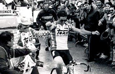 Enrique Aja celebró su larga fuga en Alto del Campoo