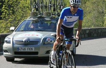 Contador a 77 días para su regreso