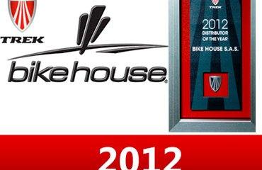 Reconocimiento global recibió el distribuidor Bike House