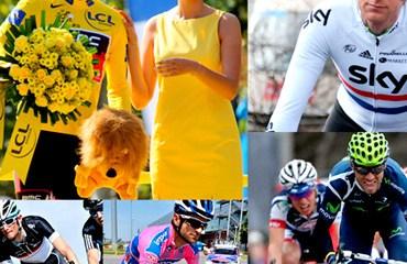 Los favoritos en este Tour de Francia