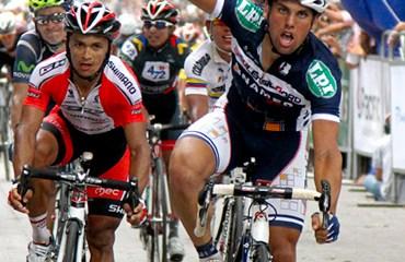 Primer triunfo extranjero en la Vuelta a Colombia 2012