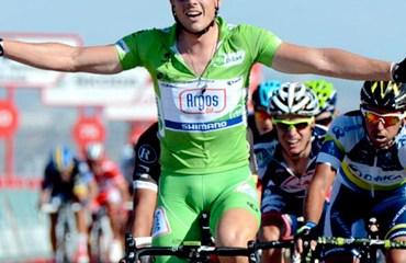 Degenkolb, es el hombre más veloz de la Vuelta