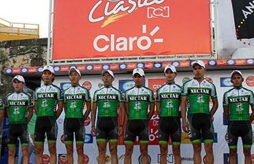 El Néctar-Lotería de Cundinamarca en la presentación de equipos