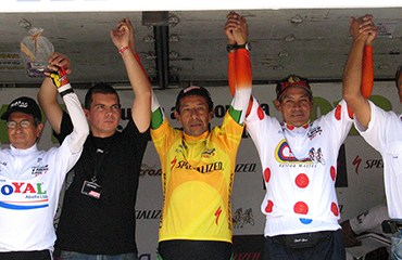 Pablo Wilches y su triunfo en la categoría D