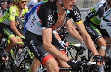 Schleck sale a competir en el Tour de Pekín