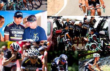 El Colombia-Coldeportes sueña con correr el Giro en 2013