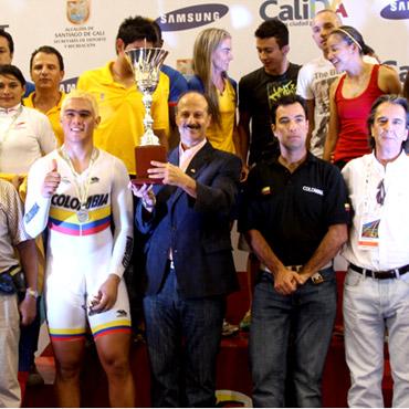 Colombia, campeona general de la Copa Mundo