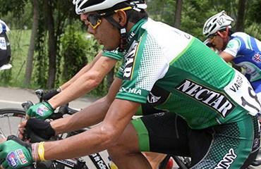 Vargas fue el mejor ciclista del Néctar de Cundinamarca