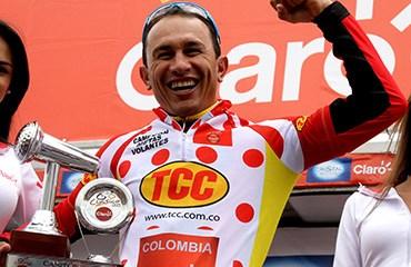 Marlon Pérez campeón de las Metas Volantes
