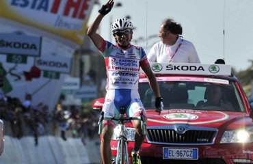 Rubiano y su espectacular triunfo en el Giro