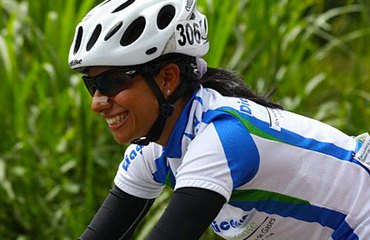 Natalia Muñoz de nuevo a competir