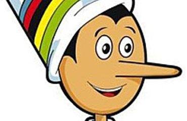 Pinocho, será la mascota