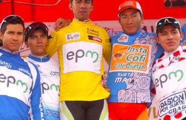 Giovanny Báez, gran campeón en Guatemala