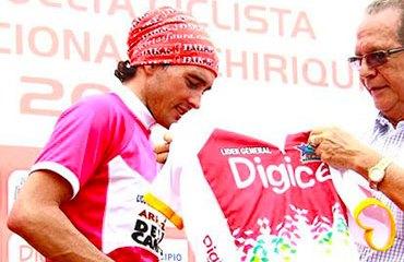 Oscar Sevilla del Formesán se vistió de líder
