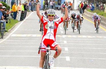 Sérika Gulumá ganó en Chiquinquirá