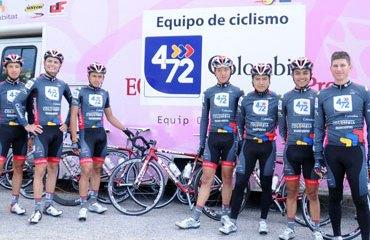 4-72 Colombia retoma entrenamientos en Febrero